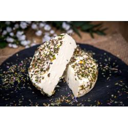 BIO Čerstvý sýr s bylinkami 120g