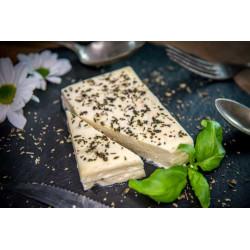 BIO Balkánský sýr ochucený 120g