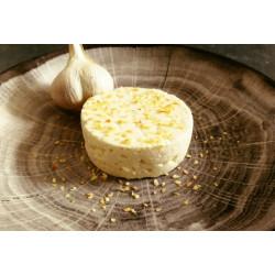 BIO Čerstvý sýr s česnekem 120g (AKCE KVĚTEN)