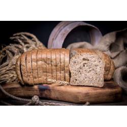 Chléb žitný formovaný - krájený 650g (AKCE KVĚTEN)
