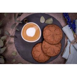Kakaové sušenky s máslem 100g