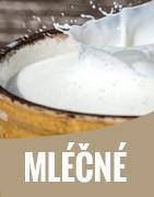 Mléčné výrobky z vlastního kvalitního mléka